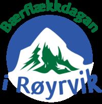 Logo Bærflækkdagan i Røyrvik